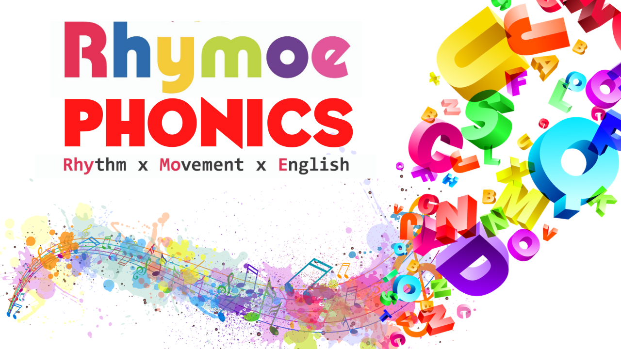 Rhymoe® Phonics Project